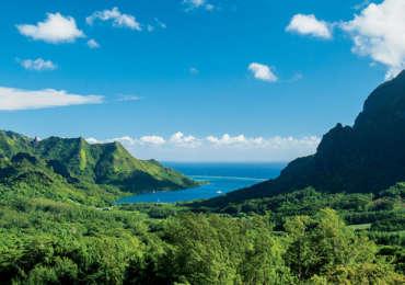 Cook Islands & Society Islands