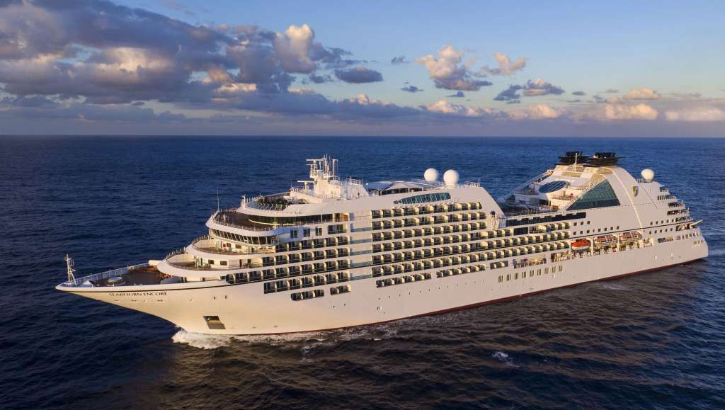 Seabourn Cruises - Seas of Sinbad